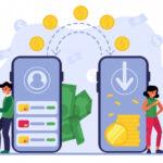 pessoas pagamento por aplicativo
